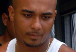 David, ao ser preso em 2007 Foto: Salvador Scofano / Agência O GLOBO