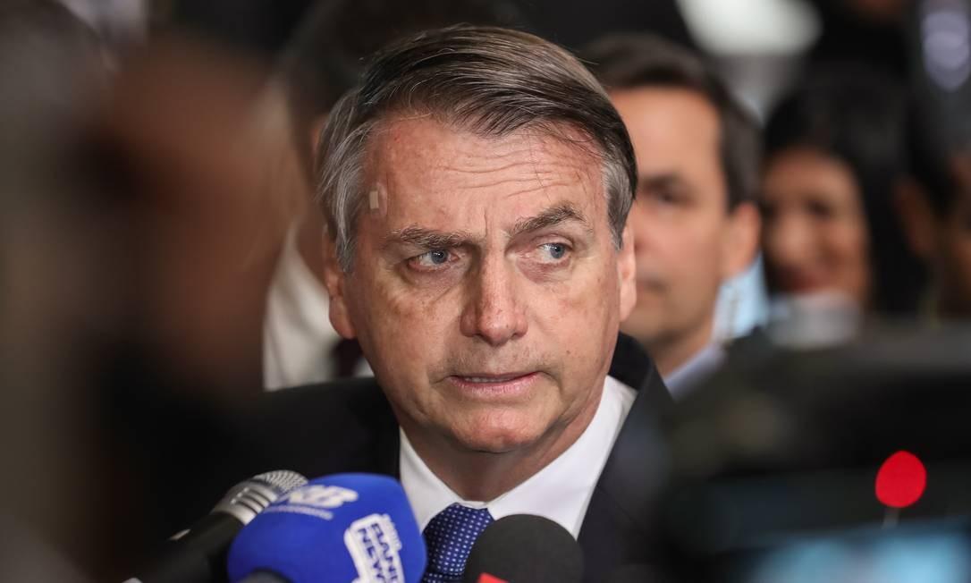 Bolsonaro diz que vai recorrer da sentença sobre Adélio - Jornal O ...