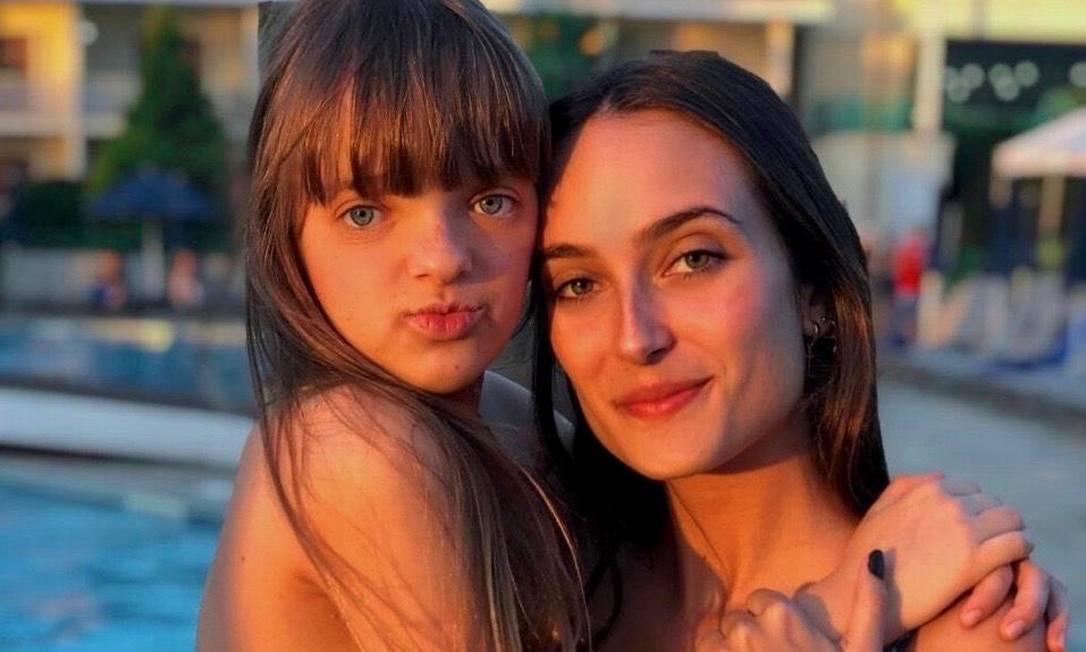 Bruna Pinheiro e Rafinha Justus Foto: Reprodução/ Instagram