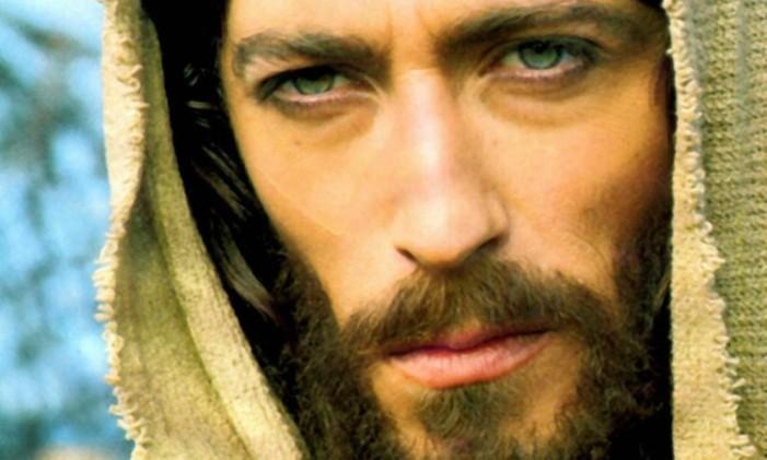 """""""Jesus de Nazaré"""" (1977) Foto: Reprodução / O GLOBO"""