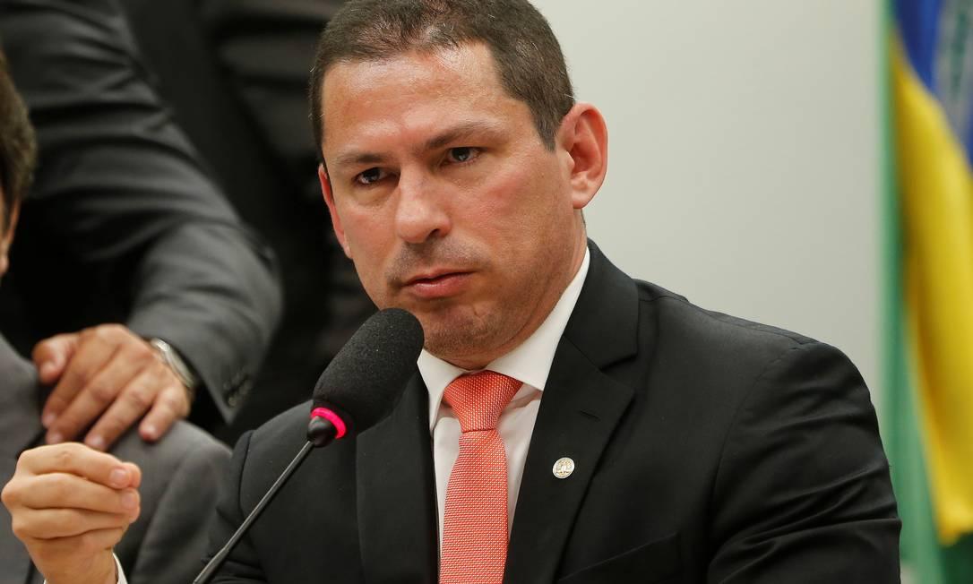 O presidente da Comissão Especial da reforma da Previdência, Marcelo Ramos Foto: ADRIANO MACHADO / Reuters