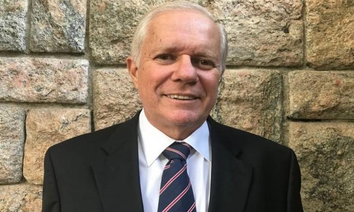 Paulo Senise era presidente da Embratur Foto: Arquivo pessoal/Ministério do Turismo