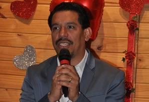 O pastor Anderson do Carmo no mesmo jantar de casais Foto: Reprodução