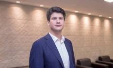 O novo presidente do BNDES, Gustavo Montezano Foto: Hoana Gonçalves / Ministério da Economia