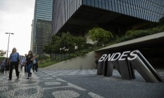 Sede do BNDES, no Rio de Janeiro Foto: Gabriel Monteiro / Agência O Globo