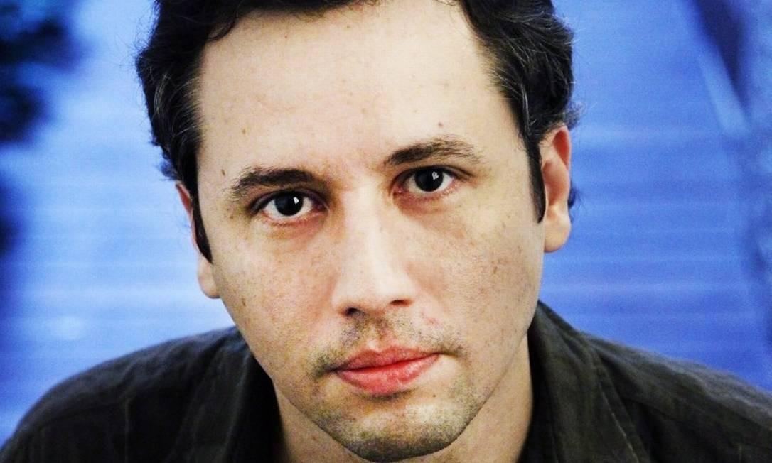Roberto Alvim, diretor de Teatro Foto: Leo Aversa