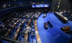 Relatório pode chegar em breve ao plenário do Senado Foto: Marcos Oliveira/Agência Senado