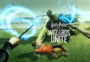 Jogo Harry Potter: Wizards Unite será lançado nesta sexta-feira Foto: Divulgação