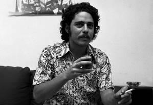 Chico na época do lançamento de 'Construção' Foto: Arquivo O Globo