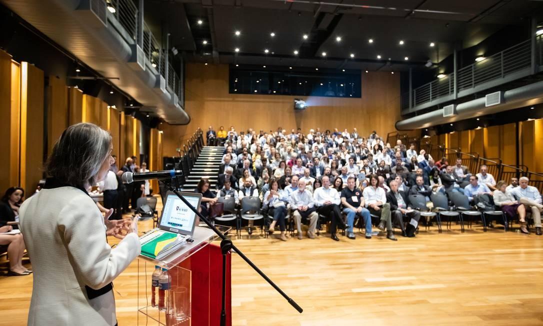 Encontro de ex-alunos aconteceu no sábado Foto: Daniel Guimarães/Ritratto / Daniel Guimarães/Ritratto