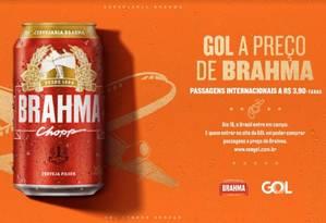 Procon-SP notifica Gol a prestar esclarecimentos sobre promoção Foto: Reprodução