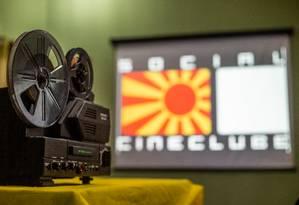 Social Cineclube está presente na Lona Cultural de Guadalupe Foto: Agência O Globo