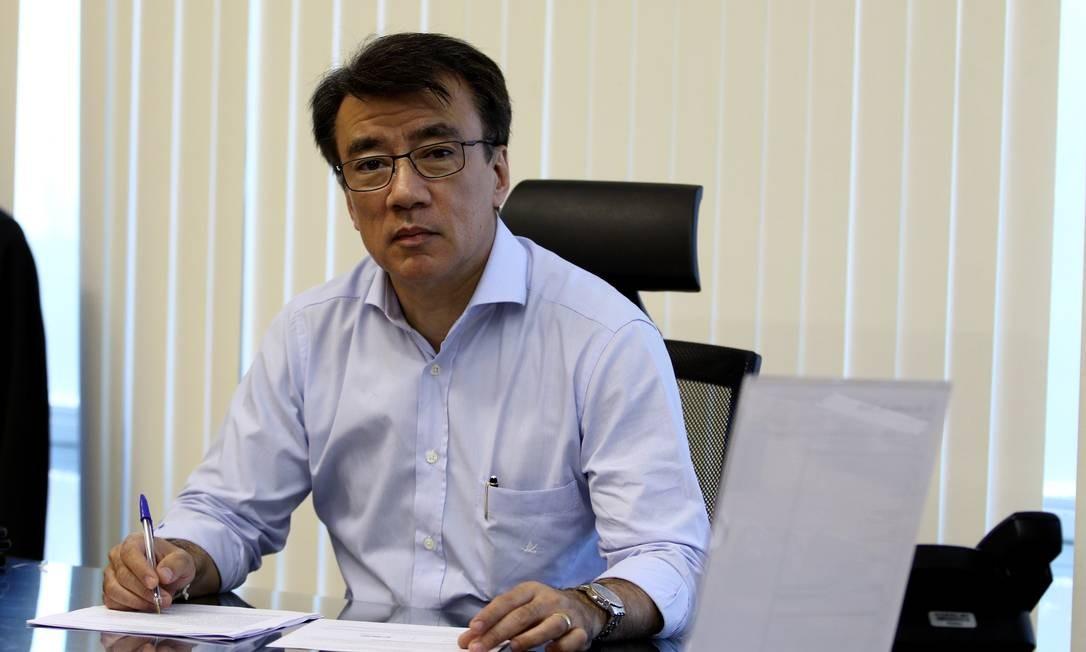 Jânio Macedo, secretário de Educação Básica do MEC Foto: Gabriel Jabur / Divulgação MEC