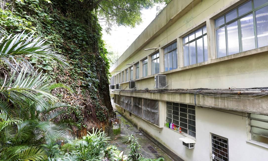 Escola Pedro Alvares Cabral foi beneficiada pelo dinheiro recuperado com a Lava-Jato no Rio 30/11/2018 Foto: Marcos Ramos / Agência O Globo