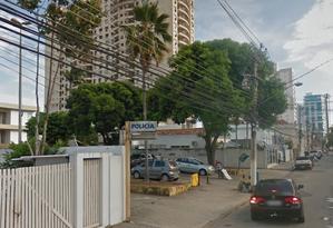 Homem foi preso por estuprar a própria mãe Foto: Reprodução / Google Maps