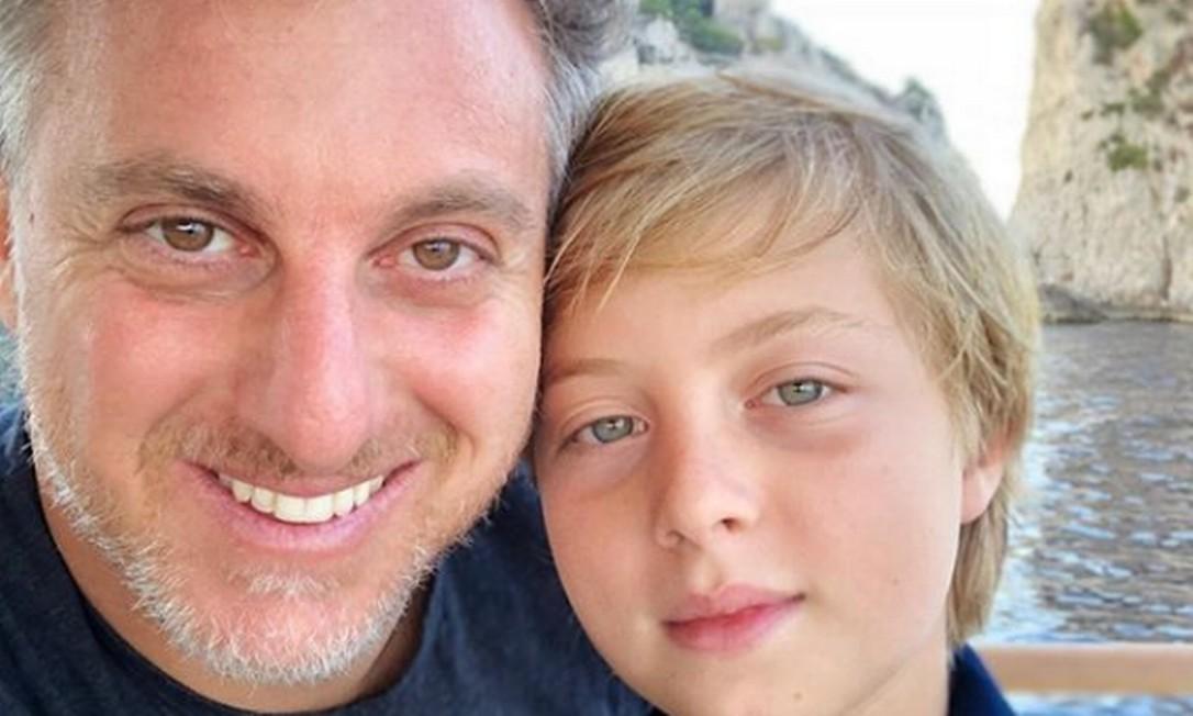 Filho de Angélica e Luciano Huck sofre acidente com wakeboard em Ilha Grande