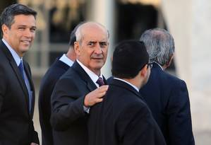 Ministro da Secretaria de Governo, Luiz Eduardo Ramos Foto: Jorge William / Agência O Globo