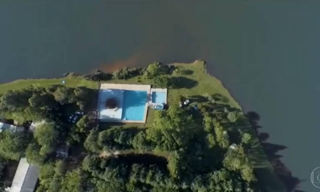 No Rio Grande do Sul, há até um parque aquático em um assentamento Foto: reoprodução