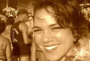 Luiza Braga foi morta em Jacarepaguá Foto: Facebook / Reprodução