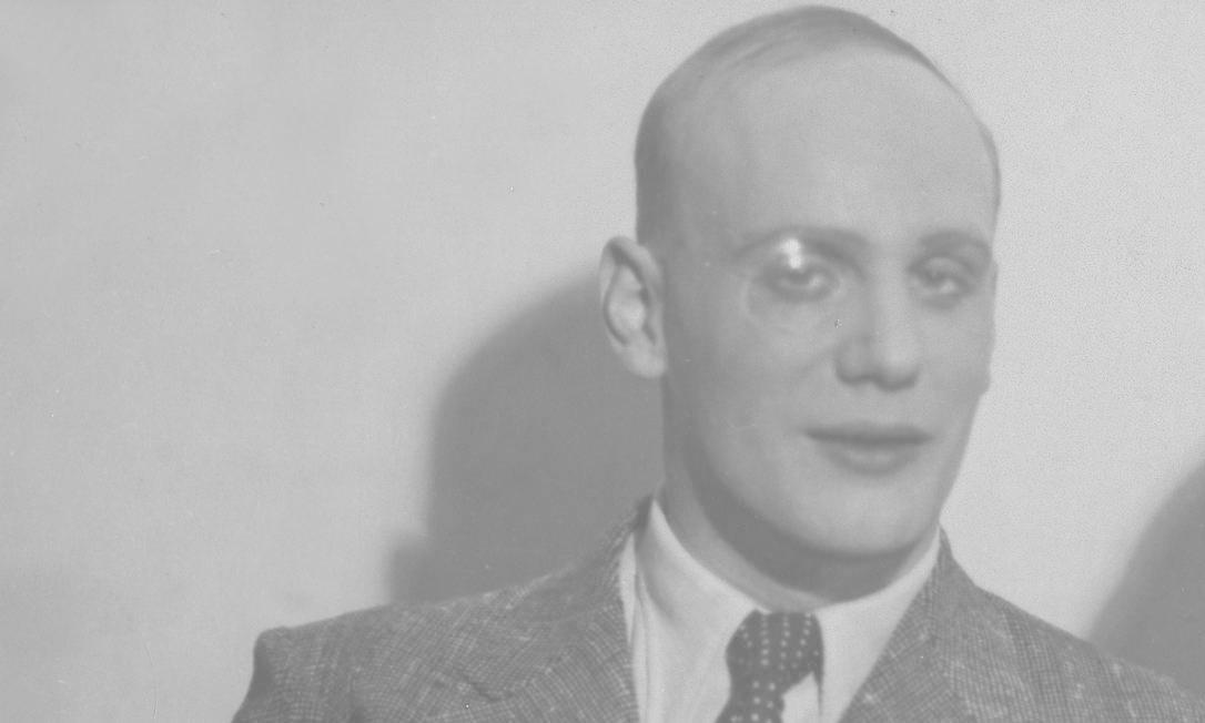GustavGründgens em 1931 Foto: Theodor Fanta / ullstein bild via Getty Images