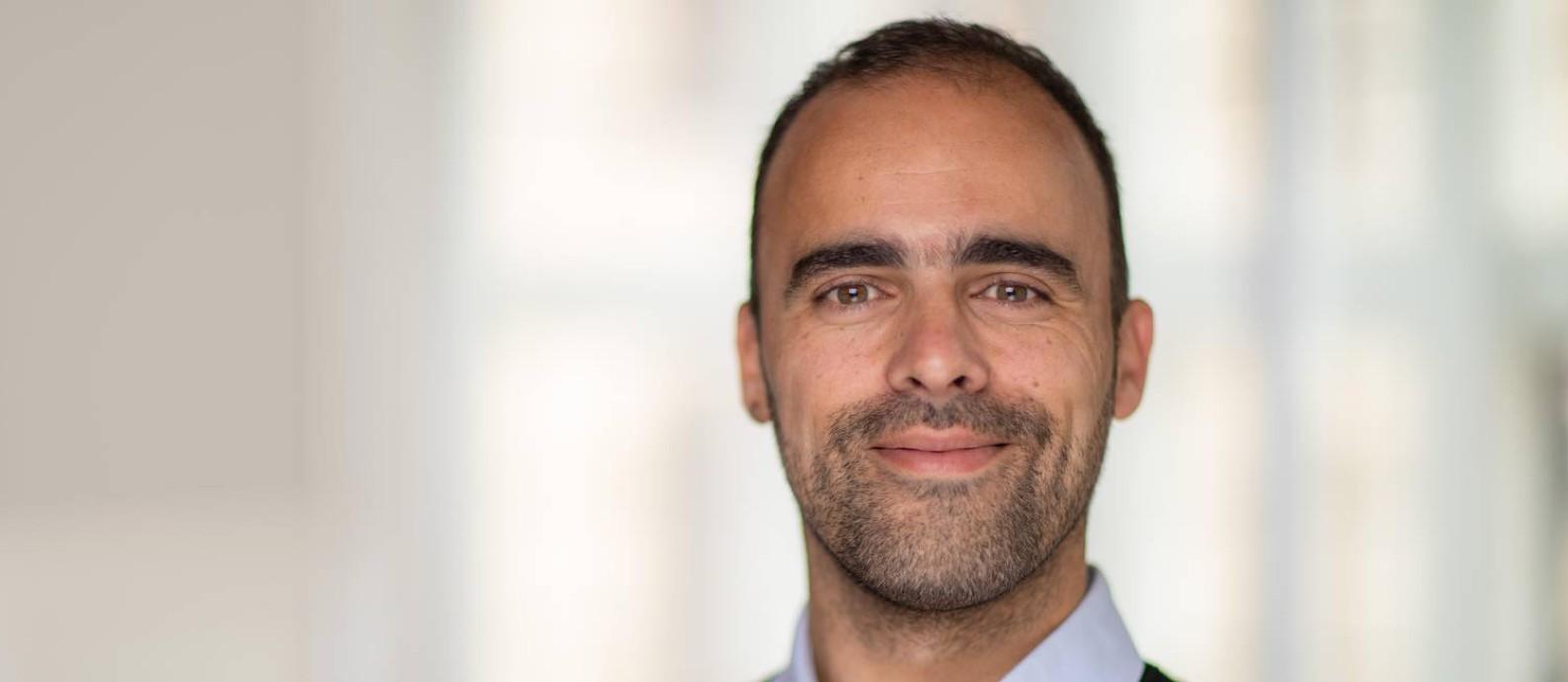 O pesquisador português Nuno Faria Foto: Divulgação