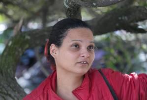 Fernanda Pacheco: envolvimento no crime que causou morte da filha (Arquivo) Foto: Cléber Júnior / Agência O Globo
