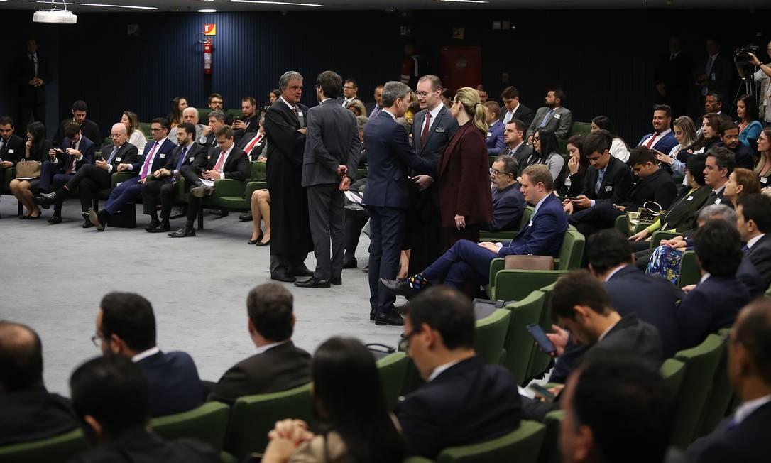 A Segunda Turma do Supremo Tribunal Federal (STF) julga dois pedidos de liberdade do ex-presidente Luiz Inácio Lula da Silva Foto: Jorge William / Agência O Globo