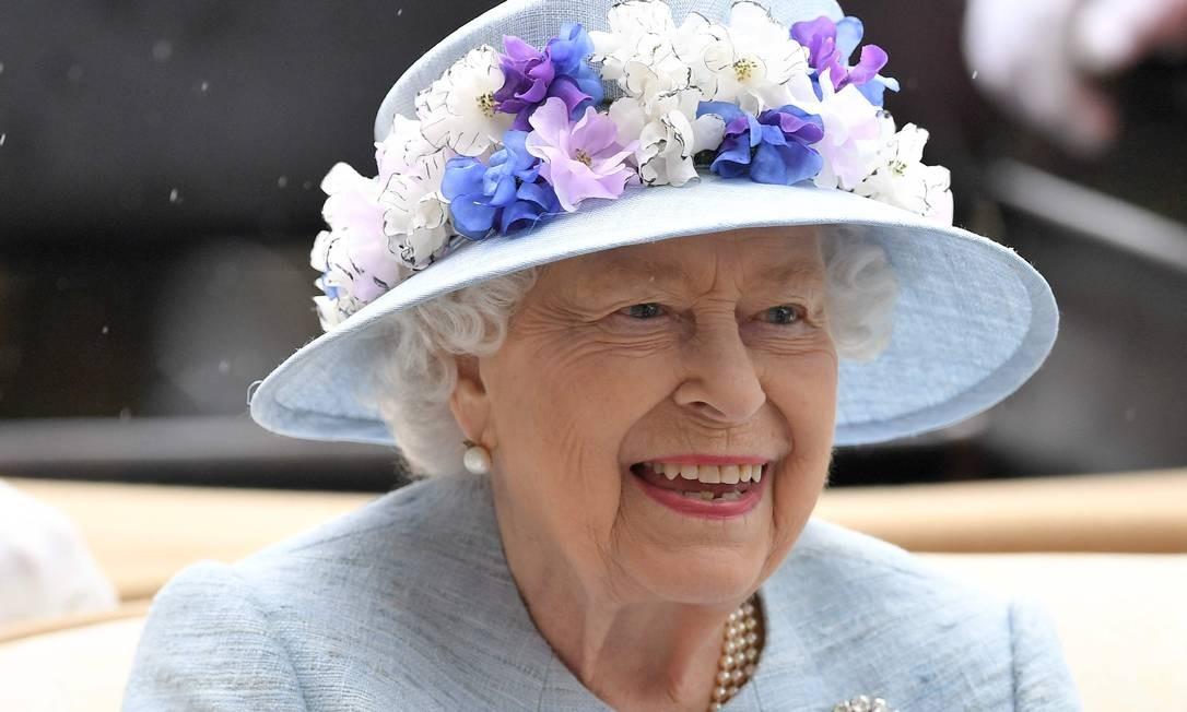 A rainha Elizabeth II Foto: DANIEL LEAL-OLIVAS / AFP