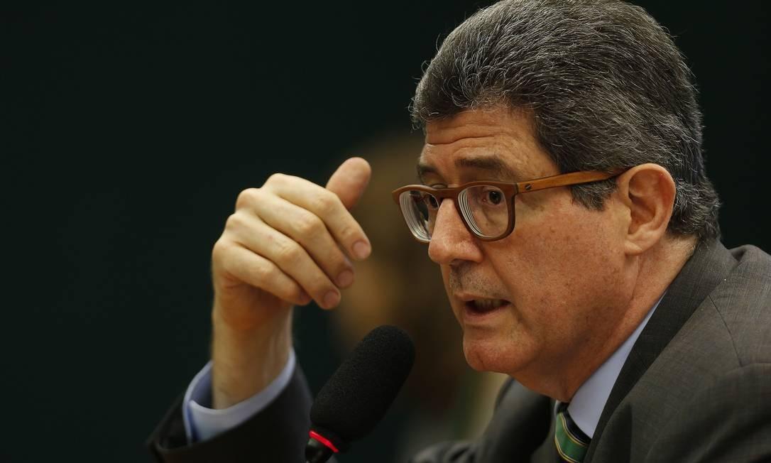 Joaquim Levy, ex-presidente do BNDES Foto: Jorge William / Agência O Globo