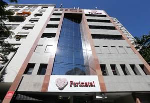Perinatal, em Laranjeiras, continuará a atender beneficiários da Amil Foto: Guilherme Pinto