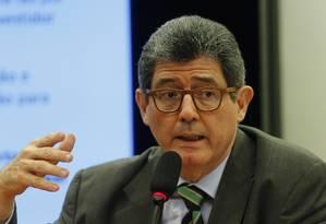 O ex-presidente do BNDES Joaquim Levy Foto: Jorge William / Agência O Globo