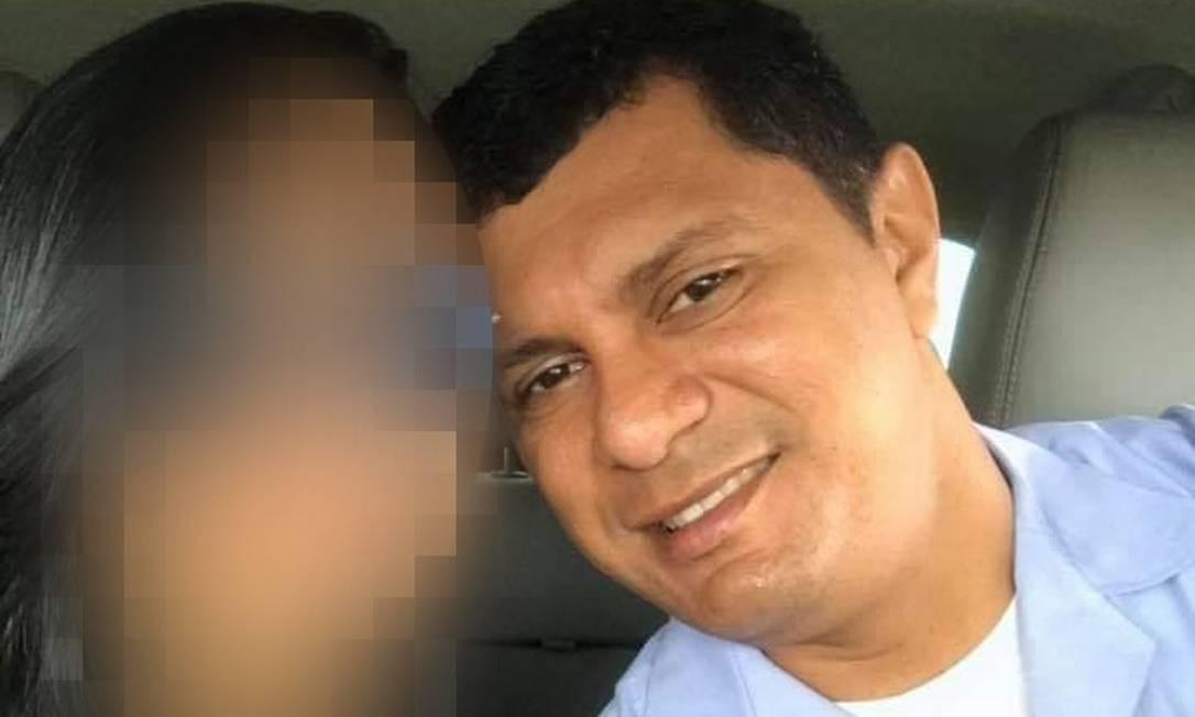 O segundo sargento Manoel Silva Rodrigues foi preso na Espanha com 39 quilos de cocaína Foto: Reprodução / Reprodução