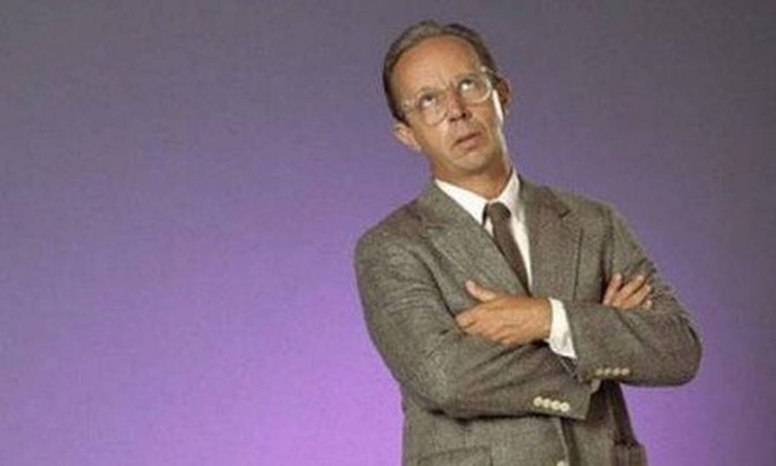 """Max Wright em cena do seriado """"Alf, o Eteimoso"""" Foto: Divulgação"""