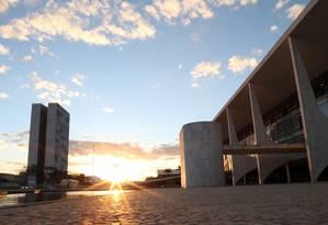 O Distrito Federal seria um dos entes mais beneficiados pela inclusão na reforma da Previdência Foto: Givaldo Barbosa / Agência O Globo