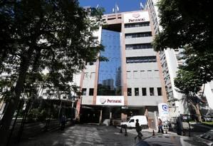 Fachada do Hospital Perinatal em Laranjeiras, comprado pela Rede D'Or Foto: Guilherme Pinto / Agência O Globo