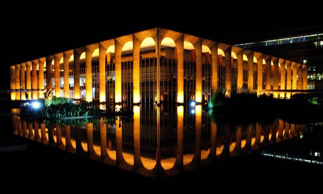Ministério das Relações Exteriores Foto: Infoglobo