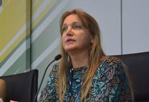 Marina Reidel, diretora de Promoção dos Direitos LGBT Foto: Divulgação MDH