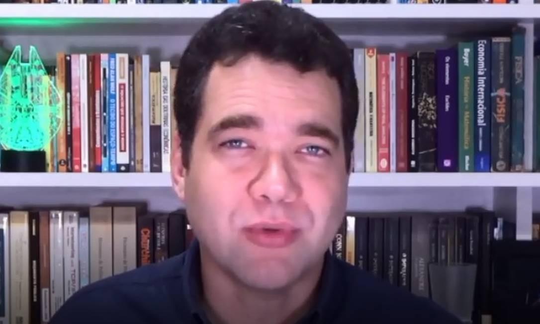 Paulo Messina: ex-homem forte de Crivella rompe com o governo Foto: Reprodução