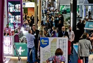 Feira de franquias acontece em São Paulo Foto: Studio F / Studio F