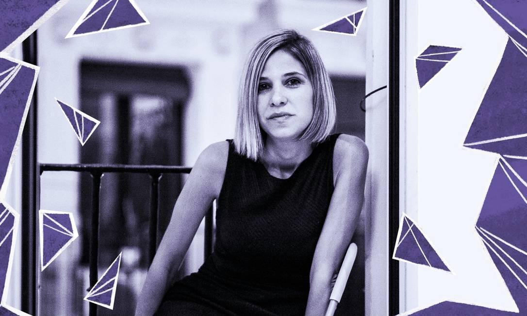 """A escritora venezuelana Karina Sainz Borgo estará na Festa Literária Internacional de Paraty (Flip) ao lado do tradutor e editor carioca Miguel Del Castillo em mesa sobre """"lutos"""" Foto: Divulgação"""