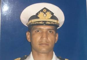 Capitão de corveta Rafael Acosta Arévalo teria sido torturado antes de morrer na prisão Foto: Reprodução/Twitter