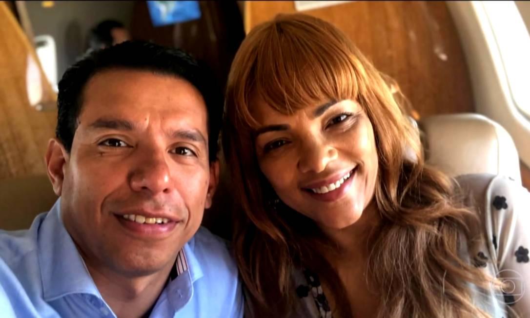 Casal, que se conheceu na favela, criou 55 filhos, 51 deles adotivos Foto: reprodução