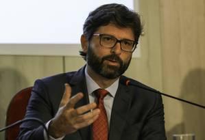 O secretário de Comércio Exterior do Ministério da Economia, Lucas Ferraz, foi o chefe negociador do Brasil em Bruxelas Foto: Fabio Rodrigues Pozzebom / Agência Brasil