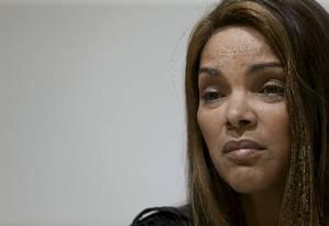 Deputada federal Flordelis (PSD) Foto: MARCELO THEOBALD / Agência O Globo