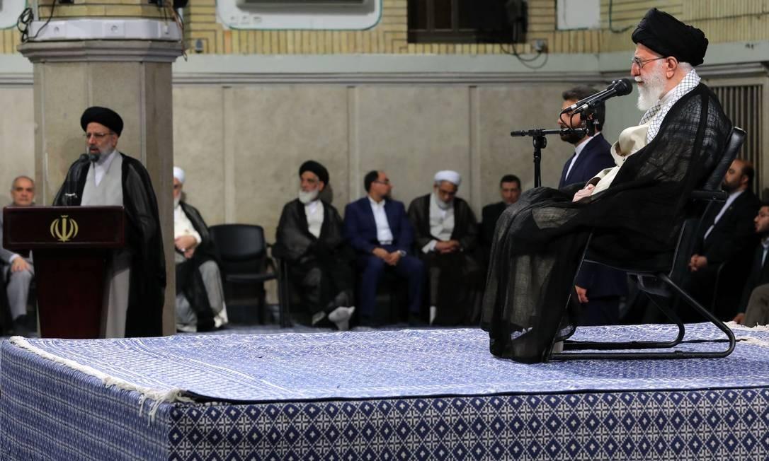 Irã diz ter ultrapassado limite de urânio enriquecido, possivelmente violando acordo nuclear Foto: AFP / 26-06-2019