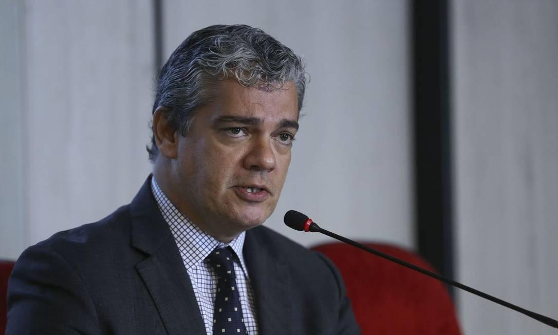 O secretário especial de Comércio Exterior e Assuntos Internacionais do Ministério da Economia, Marcos Troyjo Foto: José Cruz / Agência Brasil