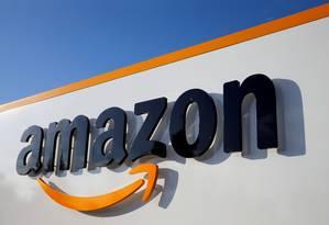 Logo da Amazon: 50% de mulheres no Conselho Foto: Pascal Rossignol / REUTERS
