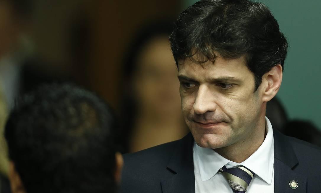 O ministro do Turismo Marcelo Álvaro Antônio Foto: Jorge William / Agência O Globo