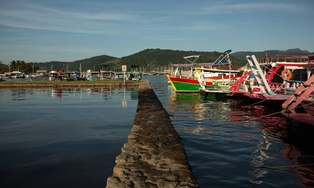 Hoje, há 1.092 sítios reconhecidos como patrimônios mundiais, mas apenas 38 na categoria mista Foto: Brenno Carvalho / Agência O Globo
