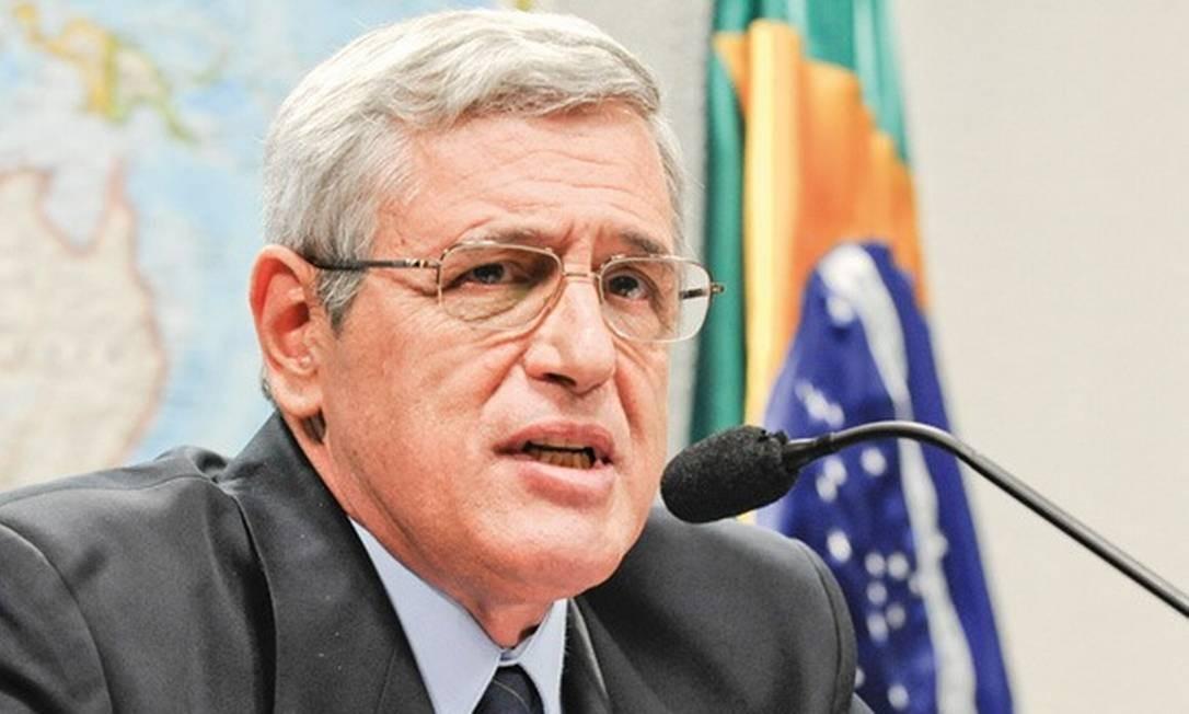 General Luiz Eduardo Rocha Paiva Foto: Moreira Moriz/Agência Senado